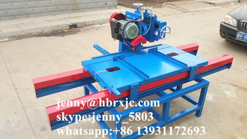 Electric Wet Saw Tile Cutter Porcelain Cutting Machine