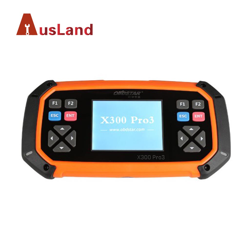 2017 Best Locksmith Tools OBDStar X300 PRO3 Much Better Than T300 Key Programmer
