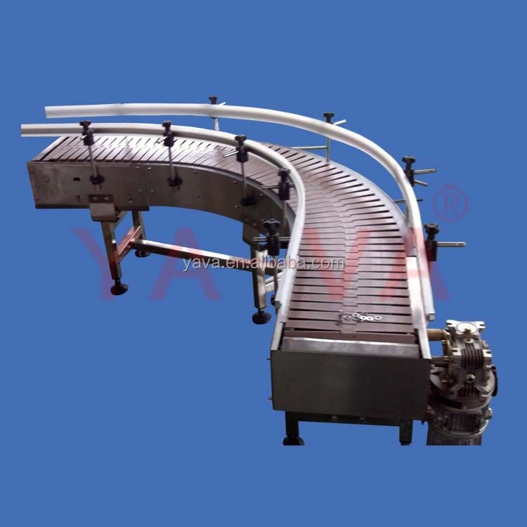 Side Flex Top Chain Conveyor for Canned Food