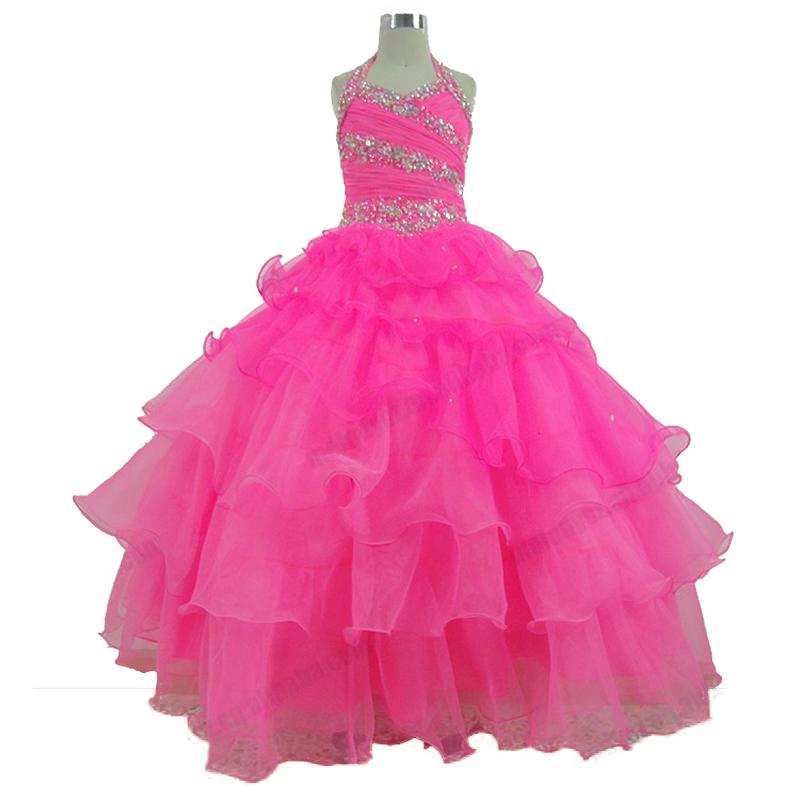 Organza Elegante Princesa Bola Vestidos De Baile - Buy Princesa ...