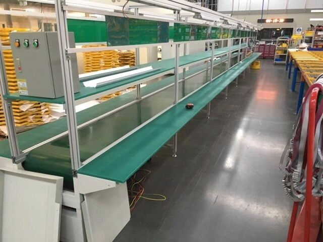 High Quality Assembly Line Table