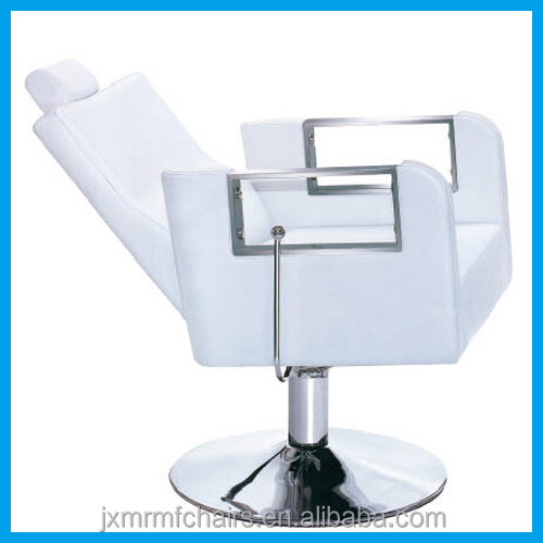 Witte salon stoel verstelbare jxm607 kapper meubels kapper stoelen product id 60202649083 dutch - Witte kapper ...