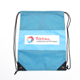 Wholesale cheap promotional custom nylon mesh sport drawstring bags