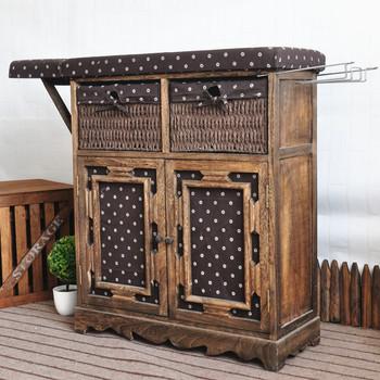 Wohnaccessoires Holz Bugelbrett Schrank Antiken Stil Buy Holz