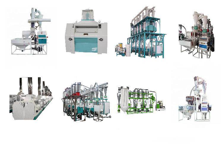 Best selling products 10 ton day maize milling machine