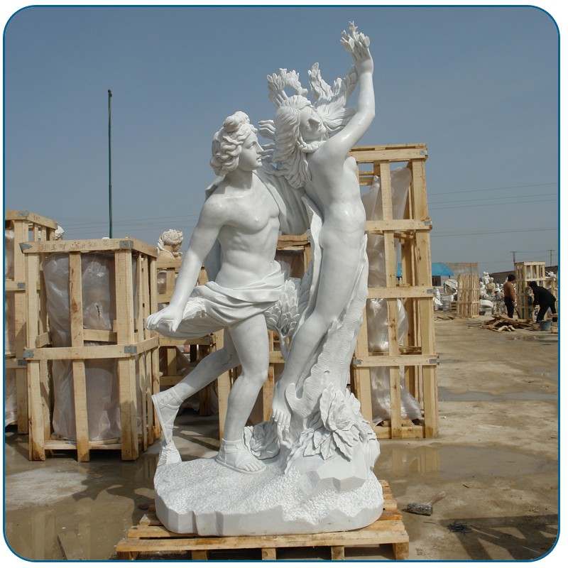 Life Size White Marble Naked Man Statue For Sale - Buy
