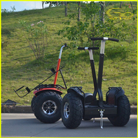 2015 Best seller off road self balancing electric golf cart scooter