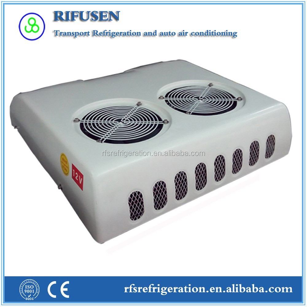 Truck sleeper air conditioner AC04 suitable for truck driving cabin