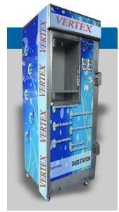 water and machine vending