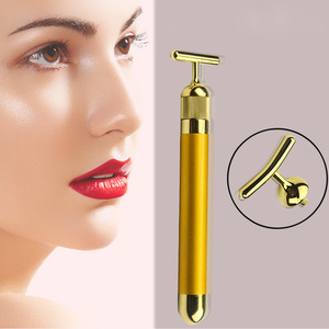 KAKUSAN electric 3 exchange heads 24k gold beauty bar