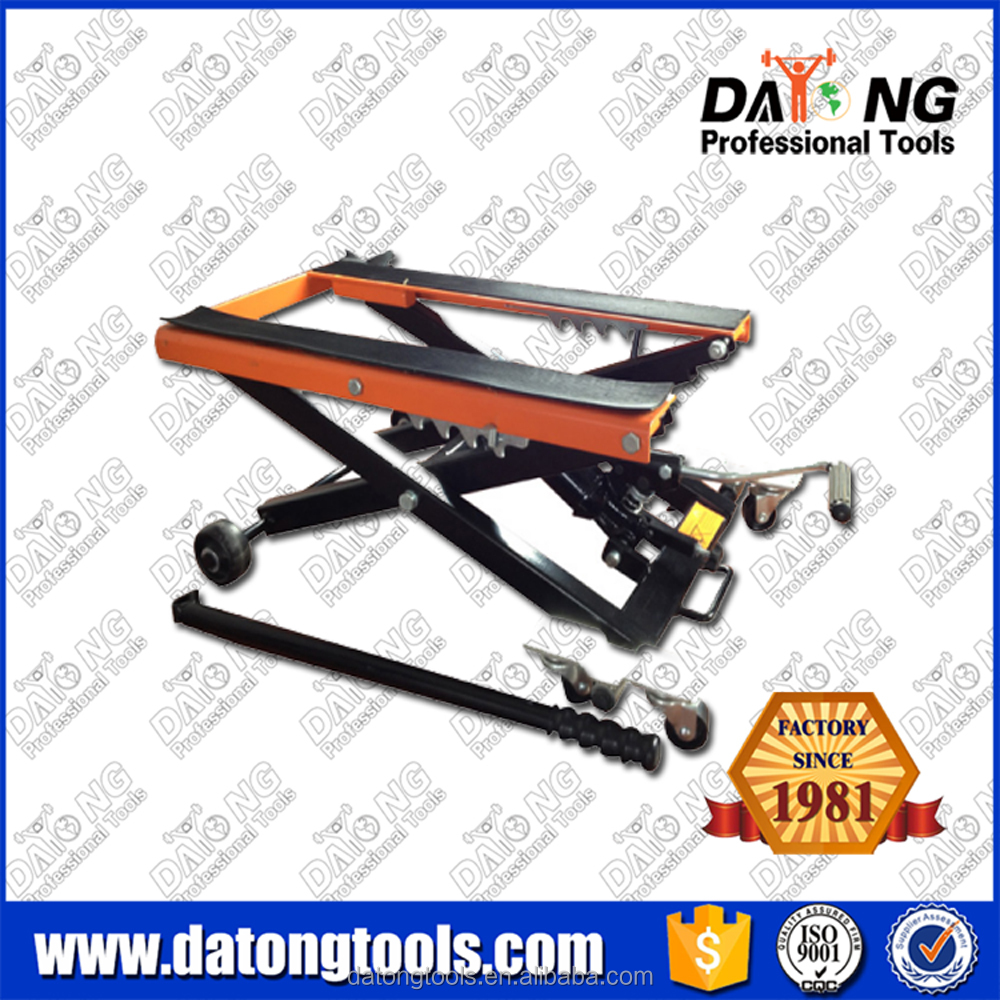 1500 Lb Capacité Moto Quad Lift Cric D'ascenseur De Support De