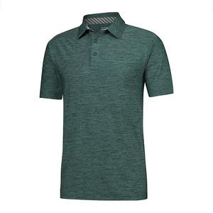 95% Polyester 5% Spandex Custom Polo T-Shirt Men T Shirt Golf Polo Shirt
