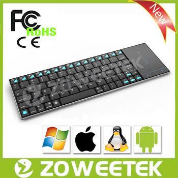 The Rii Mini Manufacturer 2.4g Wireless Keyboard For Panasonic ...
