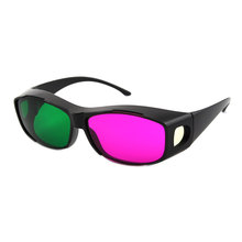 Complementary Magenta & Green Anaglyph Red Blue 3D Glasses for  Anaglyph 3D Images and 3D Movies – 3D Glasses Wholesale
