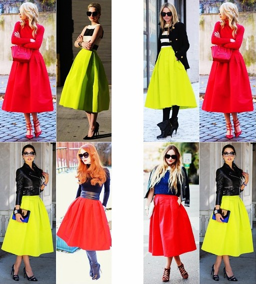 025b21d254 Midi And Maxi Skirts - Dress Ala