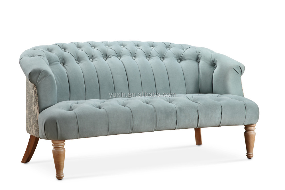 Hotel Sofa Set Wooden Chairs