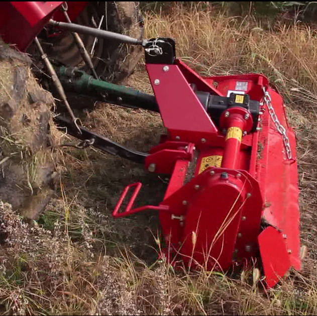 Tractor Tiller Product : Tractor pto rotary tiller cultivator buy