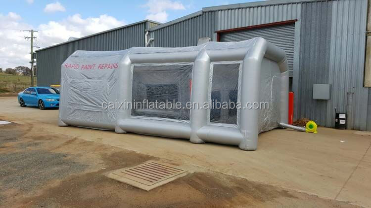 inflatable Portable Spray Paint Booths for car