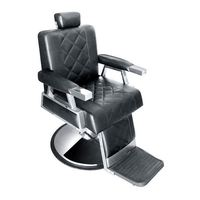 Sillones De Barbero Foshan Barber Chairs Man Price Hair Styling Chair Salon Furniture