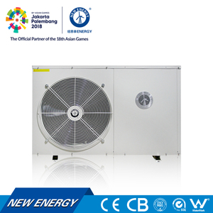 2018 new product pool heater heat pump swimming pool water heater air source heat pump manufacturers in china