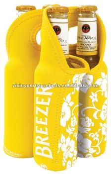 Articles Promotionnels Sacs Isothermes En Néoprène Porte bouteille,Refroidisseur De Bouteille De Bière Buy Sacs Isothermes À Côtés