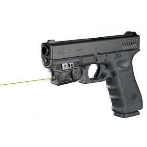 police equipment green laser and flashlight for glock
