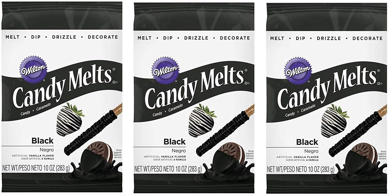 Wilton Black Candy Melts, 10-Ounce