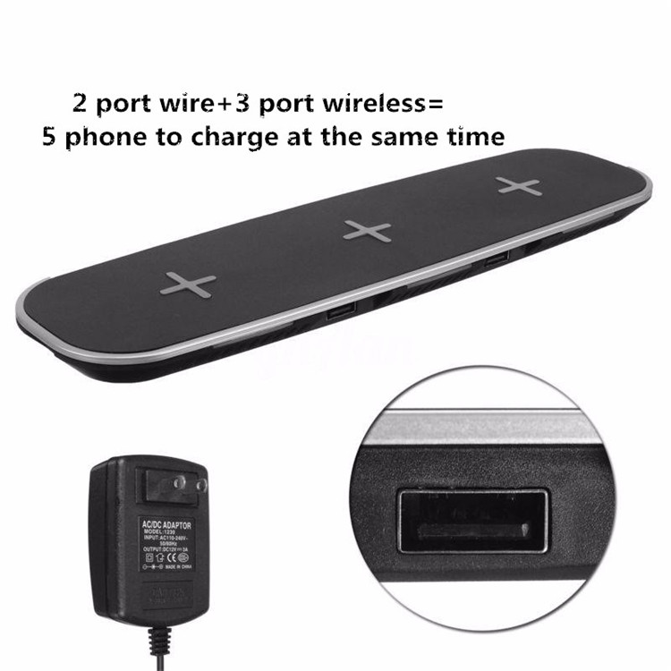 Very Hot Sale Products Standing Wireless Charger Qi Wireless Charger Charging Pad for Samsung Galaxy J2 J5 J7