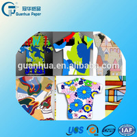 High quality heat transfer paper for textile