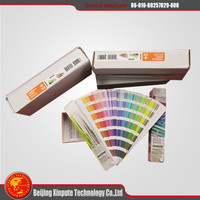 Formula Guide Pantone Color Card