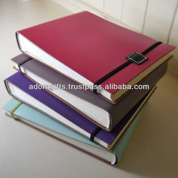 Top Quality Leather Photo Album 8x10 Wedding Photo Albums With