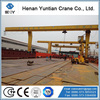 High Quality Single Beam Gantry Crane Plans