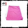 High class non woven waterproof drawstring bags made in China