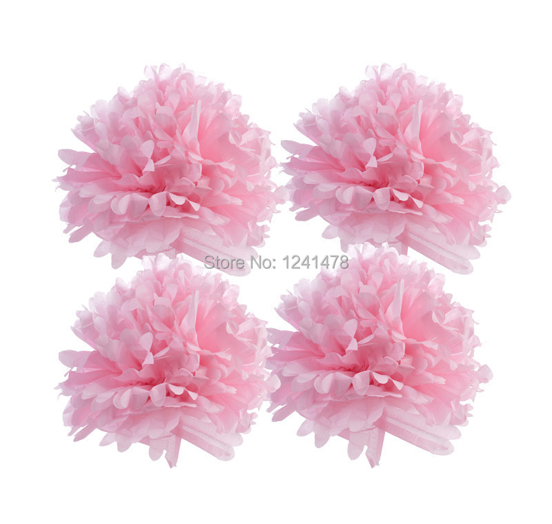 Buy 24 colors diy tissue paper flowers ball 8quot 20cm 30pcs diy tissue paper flowers ball 8quot 20cm 30pcslot hanging paper pom poms garlands wedding decoration free shipping in cheap price on mibaba mightylinksfo