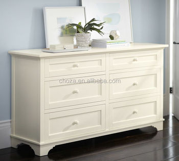 F50553A 1 Home Furniture White Tallboy Bedside Table With Drawers High  Quality Wood Chest Of