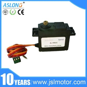 steering gear micro servo 55g AL-MN55 for Futaba, JR, Sanwa, Hitec rc model,rc helicopter,rc boat
