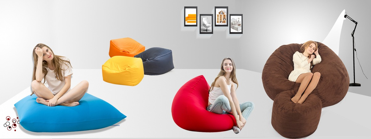 Baby Seats & Sofa 2018 New Bean Bag In Living Room Luxury Magic Seat Zac Shell Comfort Bean Bag Bed Cover Without Filler Outdoor Furniture Sofa In Many Styles Mother & Kids