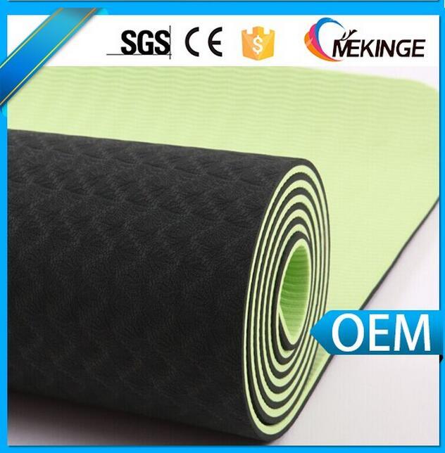 gro handel extra dicke yoga matten fitness tpe yogamatte. Black Bedroom Furniture Sets. Home Design Ideas