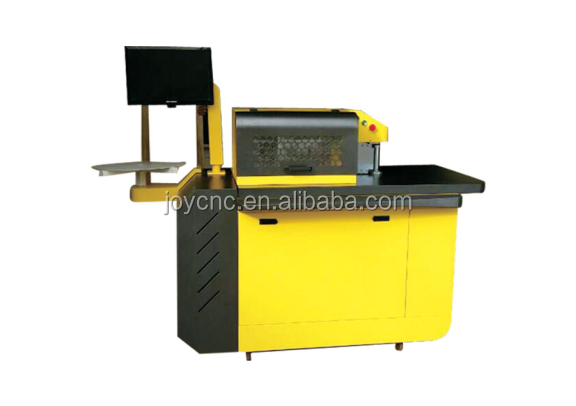 New type of three-in-one CNC bending machine with different bending axis