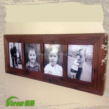8x10 Wood Photo Frame New Multiple Wall Photo Frames