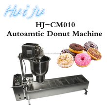 Small business machines manufactures commercial donut making machine