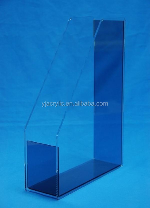 Customized Acrylic A4 File Box