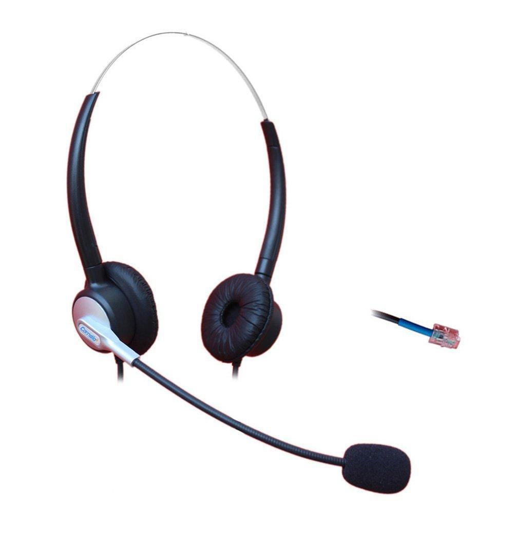 Buy Comdio H403C3 Binaural Call Center Headset Headphone