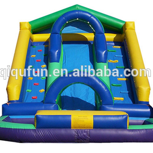 cheap pvc material buy professional water slide made in china