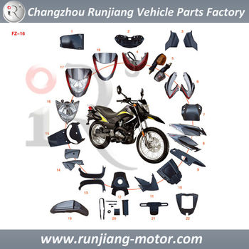 China Factory Fz16 Motorcycle Spare Parts Used For Yamaha - Buy China  Factory Fz16 Motorcycle Spare Parts Used For Yamaha,Motorcycle Spare