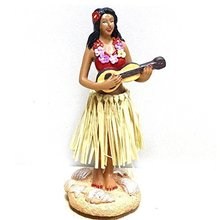 Dashboard Hawaiian Collection Beeldjes Geschenken Hula Meisje Bobble Head