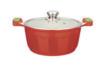 Kitchenware Non-stick Aluminum south africa cast iron cookware
