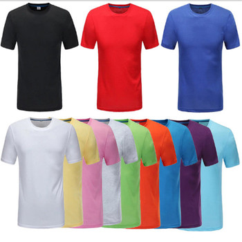 PE23 Custom Printing T Shirt Wholesale China Supplier Clothing Make Your Own Promotional T Shirt