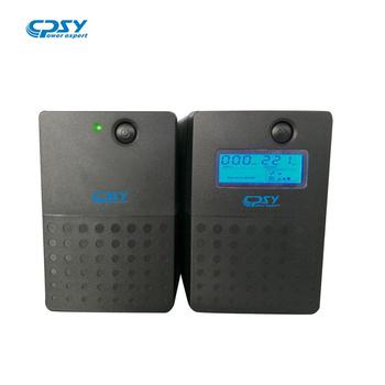 CPSY hot sale Simulated Sine wave Line Interactive UPS 850VA for PC