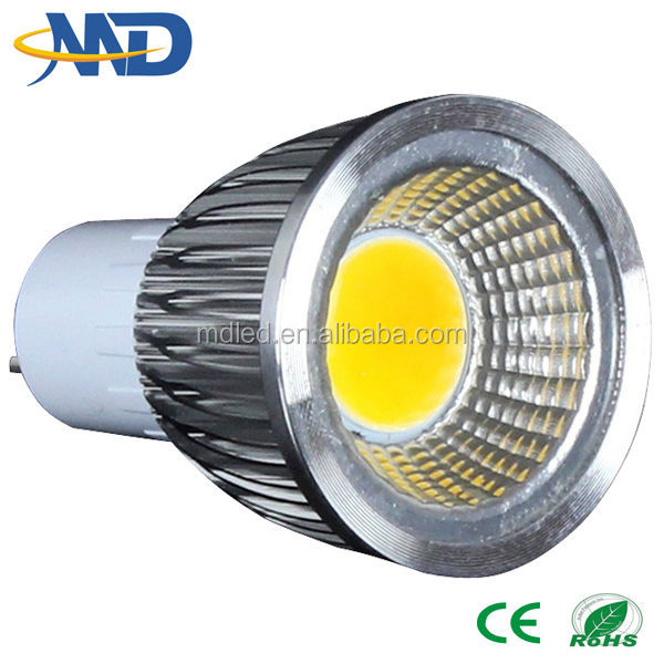 3w 5w 7w 9w cob led spotlight bulb E27 E14 GU10 MR16 90-277v 12v 3 years warranty led spotlight and bulbs